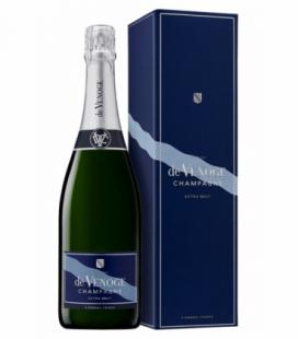 Cordon Bleu Extra Brut + étui - 0,75 L